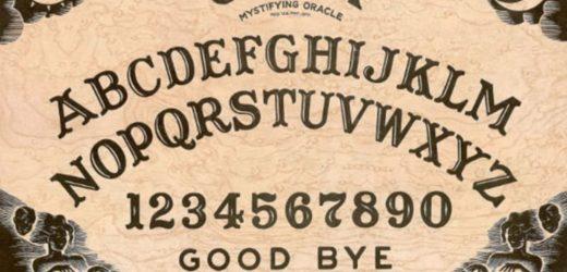 Planche Ouija : Qu'est ce que c'est et comment ça fonctionne ?