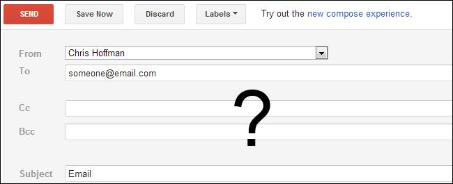Quelle est la différence entre CC et CCI lors de l'envoi d'un mail ?