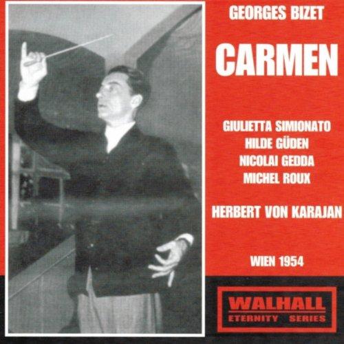 Carmen: Act Two - La belle, un mot, comment t'appelle-t-on ?