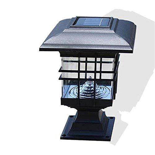 Éclairage Solaire Éclairage Extérieur Spots Applique Murale Solaire Éclairage de Jardin Énergie Solaire Led Lampe Extérieure Jardin Cour Lumière Chemin de Pelouse Paysage Lampe Décor Éclairage Décora