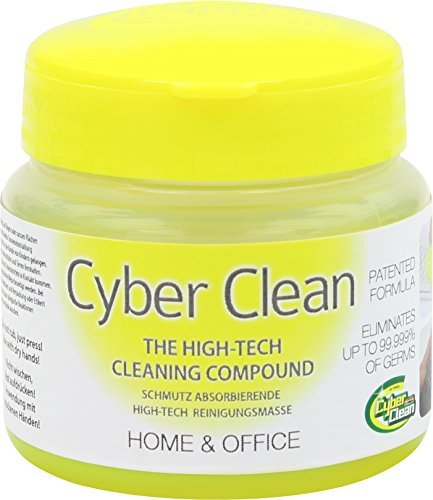 Cyber Clean Nettoyant pour la maison et le bureau 145 g (Import Royaume Uni)