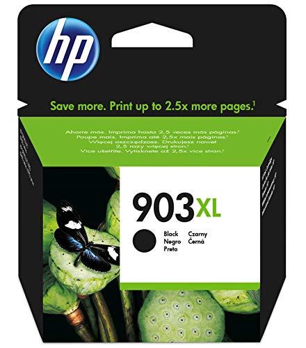 HP 903XL cartouche d'encre noire grande capacité authentique (T6M15AE)