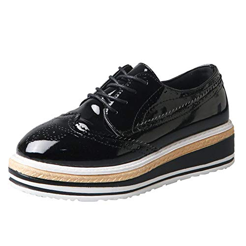 OSYARD Femme Homme Chaussures de Sécurité Chaussure de Travail avec Embout de Protection en Acier Et Semelle Randonnée Légère Baskets(Noir,38.5 EU)
