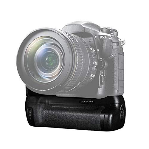 Pixel Vertax D17 Professional Batterie Grip pour Nikon D500 Compatible avec EN-EL15 Batterie et AA Batterie (Remplacement pour Nikon Mb-d17)