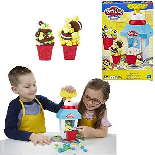 Play-Doh - Pate A Modeler - La Machine à Pop Corn