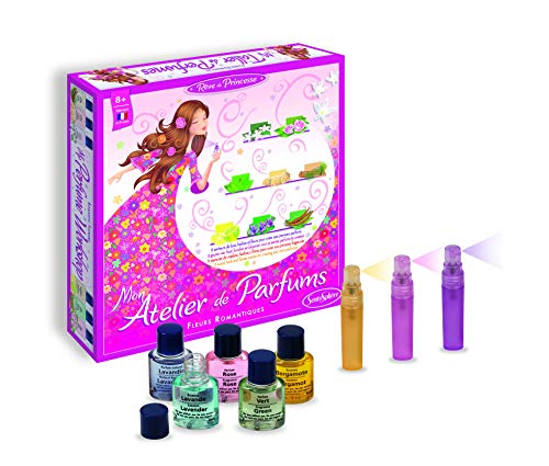 Sentosphère - 141 - Kit Cosmétique - Mon Atelier de Parfums - Fleurs Romantiques