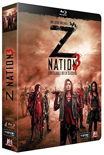 Z Nation-Saison 3 [Blu-Ray]