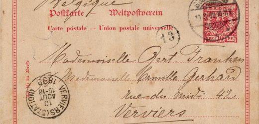 Quand, comment et pourquoi les timbres-poste ont-ils été inventés?
